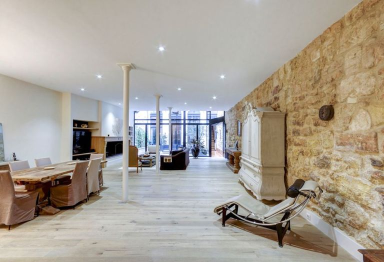 Bordeaux Chartrons - a majestic loft with its patio - Bordeaux Chartrons - a majestic loft with its patio