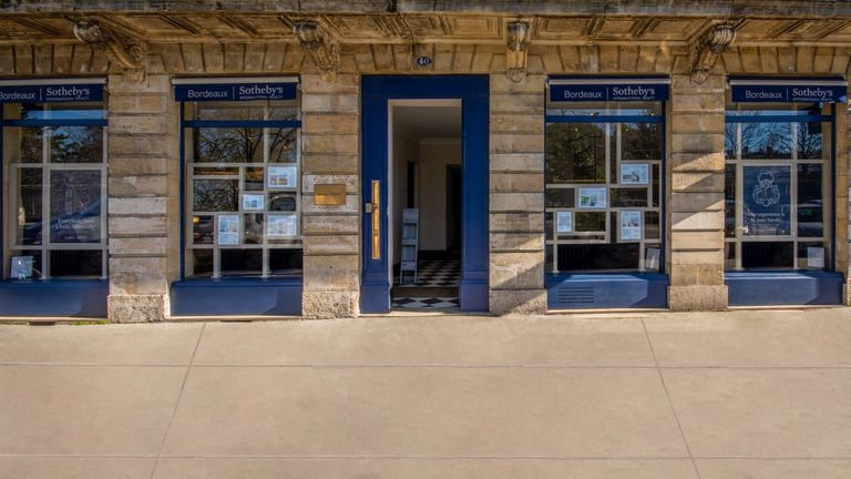 Bordeaux sotheby 39 s international realty immobilier de for Immobilier achat bordeaux
